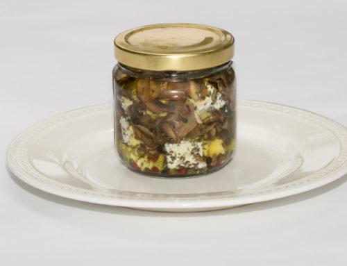 Ekofungi's Oyster Mushroom Mix