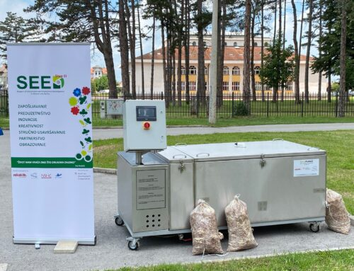 Innovating Cellulose Waste Processing